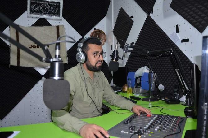 Çağrı FM'den Ramazan'a özel Kürtçe ve Türkçe program