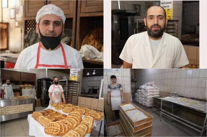 Diyarbakır'da fırıncılar ramazan pidesi hazırlamaya başladı