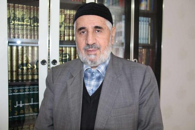 """Molla Mehmet Şenlik: """"Orucu Allah'ın rızasını kazanmak için tutalım"""""""