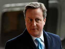 İngiltere Başbakanı Davit Cameron Cezayir'e gidiyor