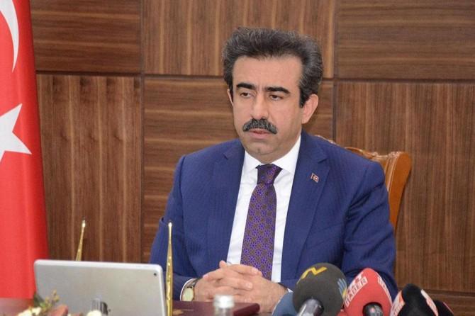 """Diyarbakır Valisi Güzeloğlu: """"Diyanet İşleri Başkanımızın yanındayız"""""""