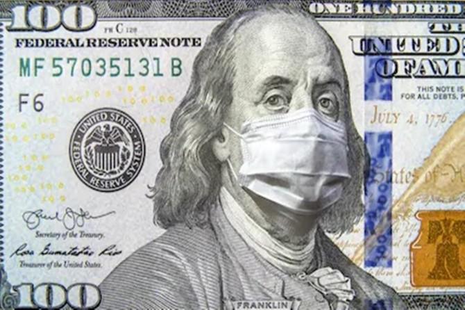 ABD ekonomisi Coronavirus nedeni ile yüzde 4,8 daraldı