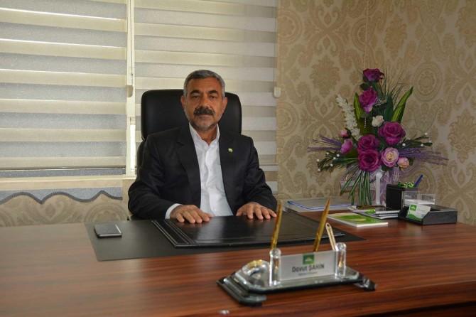 HÜDA PAR Batman il Başkanı Şahin, devlete, esnafa faizsiz kredi verilmesi çağrısı yaptı