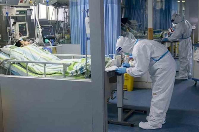 Covid-19 salgınında şimdiye kadar 1 milyon 150 bin hasta iyileşti