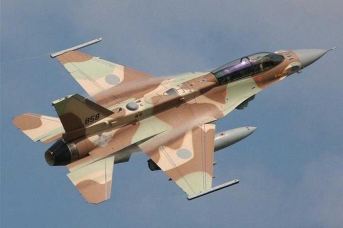 Siyonist işgal rejimi savaş uçakları Halep'e saldırdı