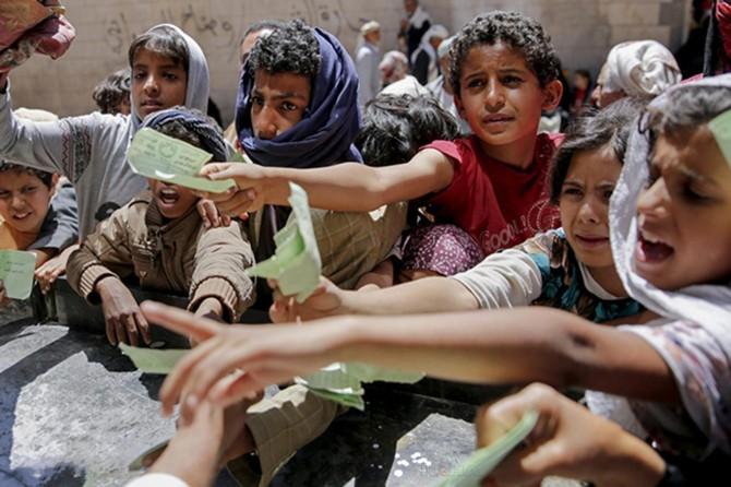 Yemen'e acil gıda yardımı yapılacak