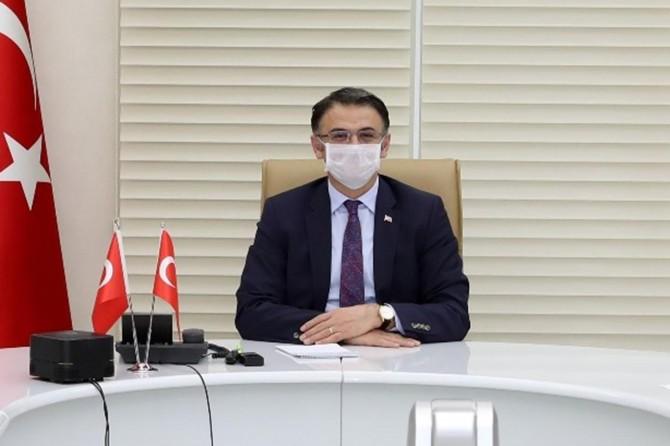 """Tokat Valisi Balcı: """"Projelerle çiftçimizin refah seviyesi artacak"""""""