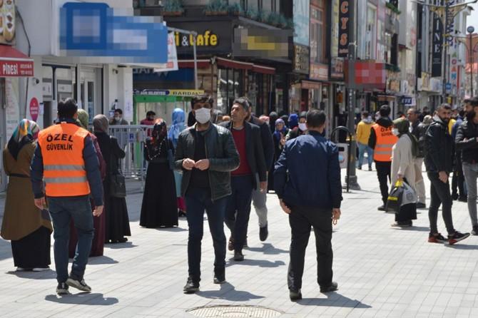 """HÜDA PAR Ağrı İl Başkanı Gökhan: """"PTT kuyruğuna çözüm bulunmalı"""""""