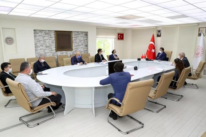 """Tokat Valisi Balcı: """"5 yılda 500 bin koyunu meralarla buluşturmayı hedefliyoruz"""""""