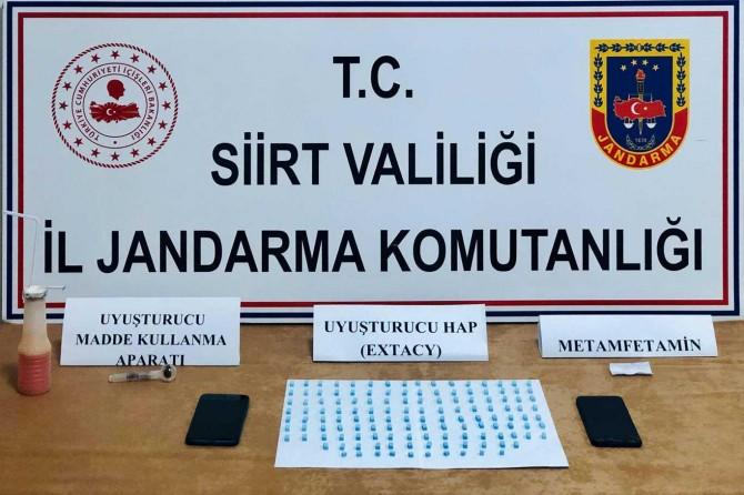 Kurtalan'da uyuşturucu ticareti yapan 3 kişi gözaltına alındı