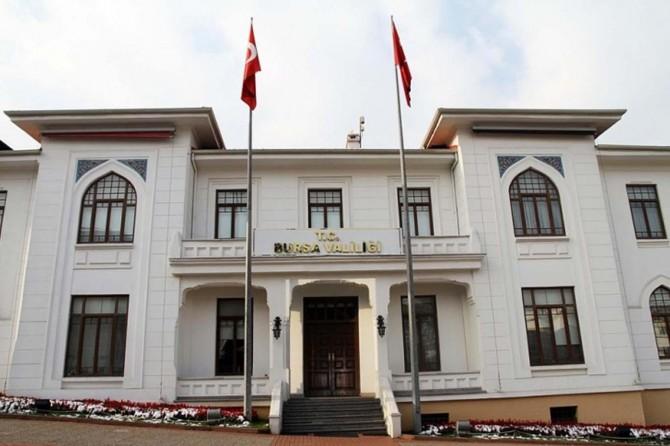 Bursa'da 9 apartman karantinaya alındı