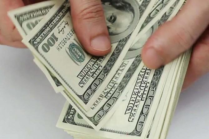 Dolar 7 liranın altına indi