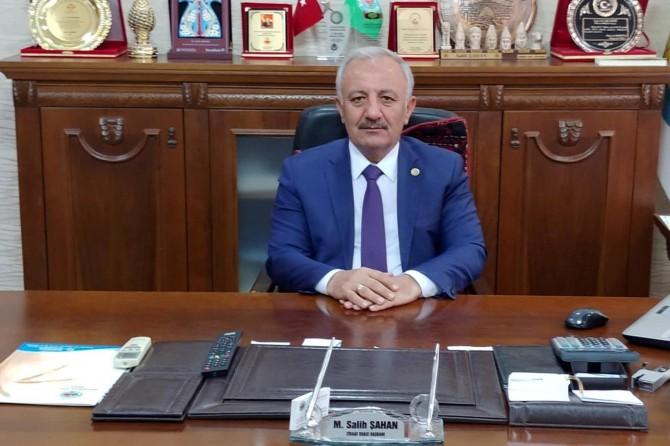 """AZO Başkanı Şahan: """"Çiftçiye yönelik destekleyici çalışmalar artarak devam etmelidir"""""""