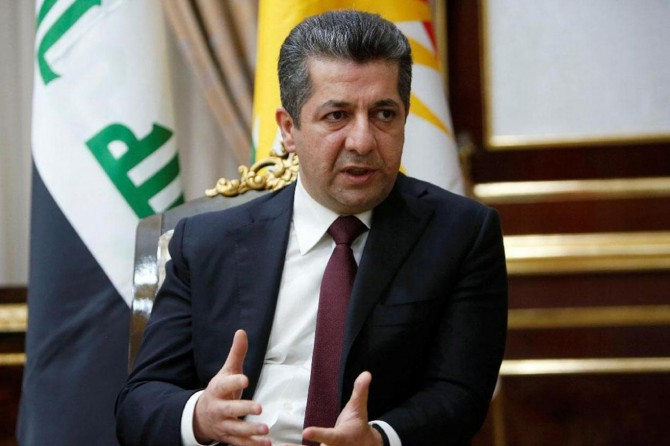 """Mesrur Barzani: """"Öğretmenlere hizmet etmek için tüm çabayı göstereceğiz"""""""