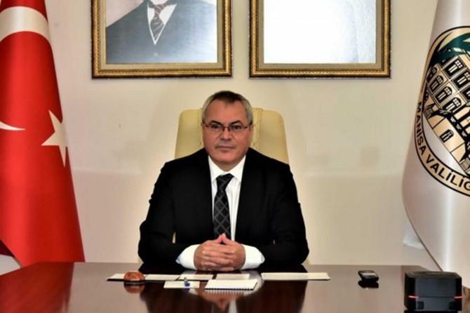 """Vali Deniz: """"Karantinaya uymayan 226 kişiye 774 bin TL ceza uygulandı"""""""