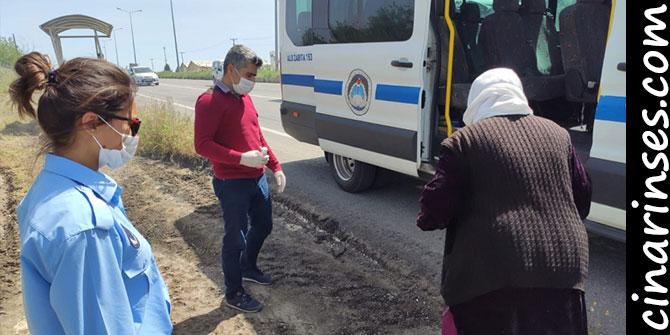 Diyarbakır Büyükşehir Belediyesi dilencilere karşı harekete geçti