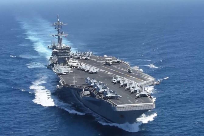 ABD uçak gemisinde ikinci dalga Covid-19 paniği