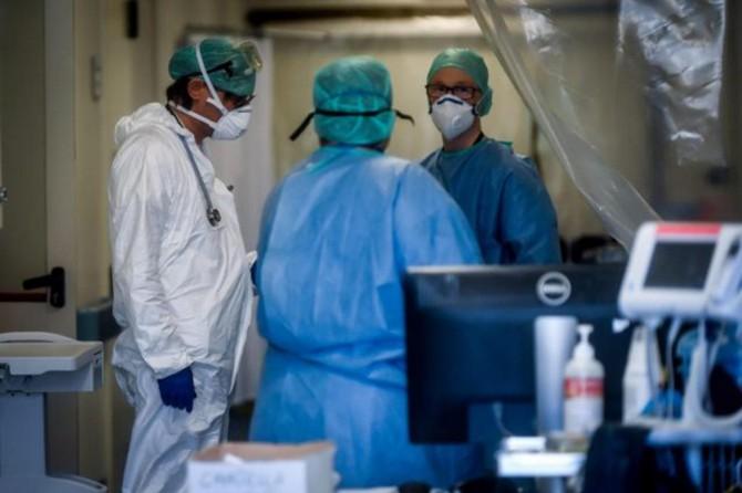 ABD'de Coronavirus'ten 1580 kişi daha öldü