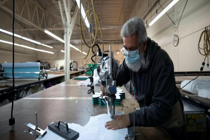 ABD'de sanayi üretimi nisan ayında yüzde 11,2 azaldı
