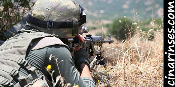 Kağızman'da 3 PKK'li silahlarıyla birlikte ölü olarak ele geçirildi