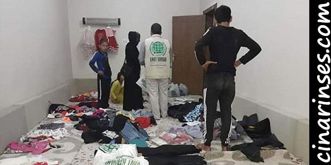 Umut Kervanı, Akçakale'de Ramazan ayı yardım faaliyetlerine devam ediyor