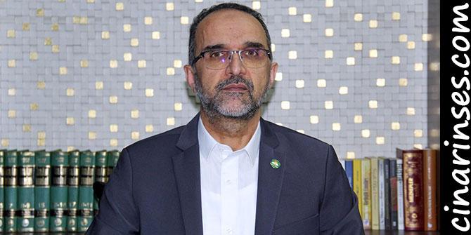 HÜDA PAR Chairman İshak Sağlam issues a message on Lailat al-Qadr