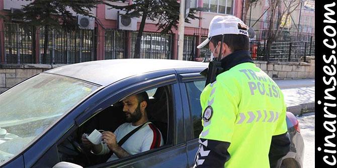 Gaziantep'te sokağa çıkma yasağını ihlal eden 11 bin 930 kişiye para cezası verildi