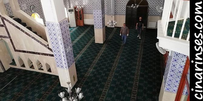 Bağlar Belediyesi camiler için temizlik seferberliği başlattı
