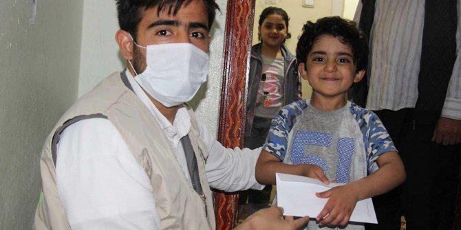 IHO-EBRAR, Coronavirus gölgesinde geçen bu Ramazan'da ihtiyaç sahiplerini unutmadı