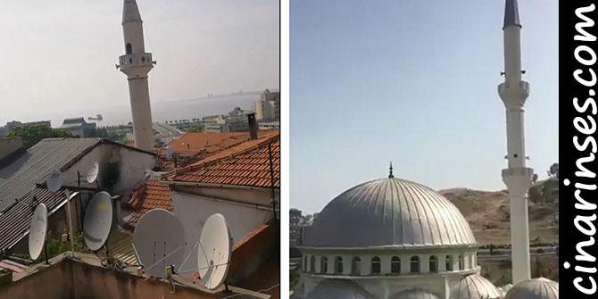 İzmir'de Cami hoparlörlerinden Çav Bella çalınmasına inceleme