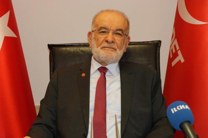 """SP Genel Başkanı Karamollaoğlu: """"İslam alemi bir araya gelmeden Kudüs meselesi çözülemez"""""""