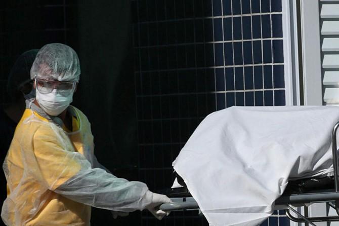 Brezilya'da Coid-19 bilançosu ağırlaşıyor, son 24 saatte 888 kişi öldü