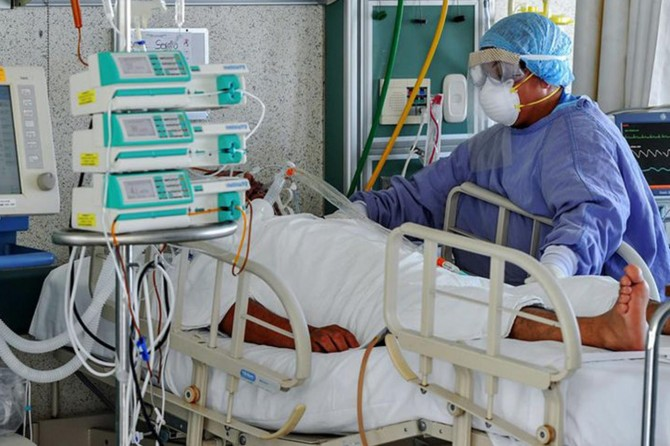 Li Meksîkayê di 24 seatên dawî de 334 kes ji ber Coronavîrusê mirin