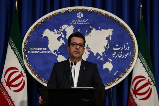 Iran condemns US sanctions on Iranian officials