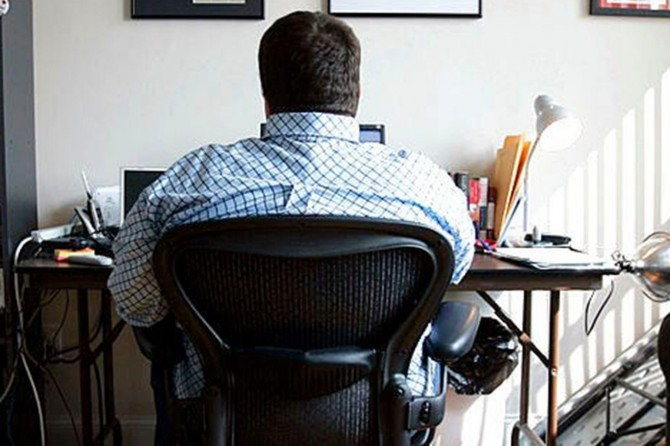 Evden çalışma döneminde hareketli bir yaşam sürdürmeli