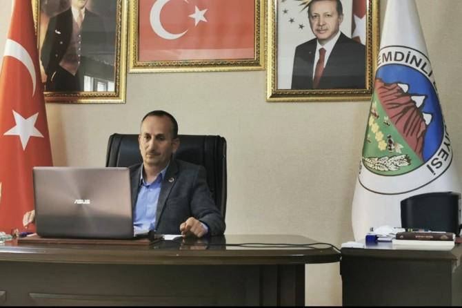 Şemdinli Belediye Başkanı AK Partili Tahir Saklı Coronavirus'e yakalandı