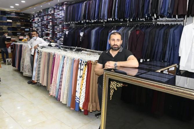 Gaziantep'te Covid-19 nedeniyle esnaf bayram öncesi umduğunu bulamadı