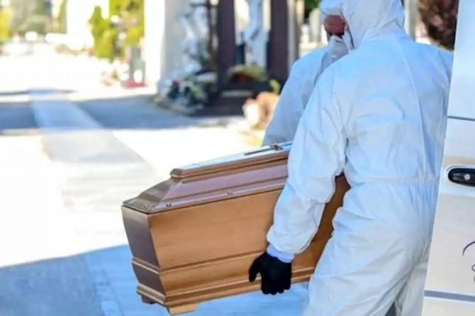 ABD'de Coronavirus'ten ölenlerin sayısı 96 bin 389'a yükseldi