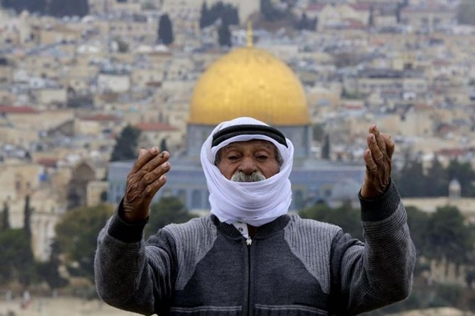 Faslılardan Ramazan'ın son Cuma iftarında Kudüs'e destek çağrısı
