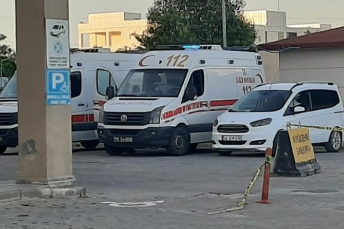 Viranşehir'de kavga: 3 kişi yaralı