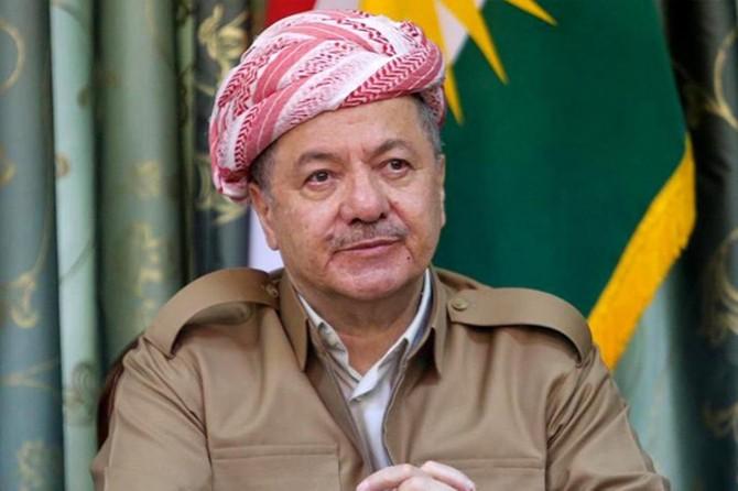 KDP Genel Başkanı Mesud Barzani'den Ramazan Bayramı mesajı