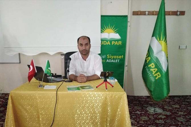HÜDA PAR Ordu İl Temsilcisi Mikyas'tan Ramazan Bayramı mesajı
