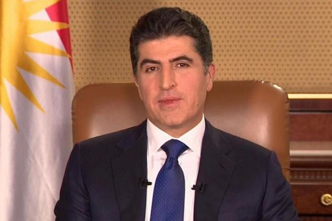 Neçirvan Barzani'den Ramazan Bayramı mesajı