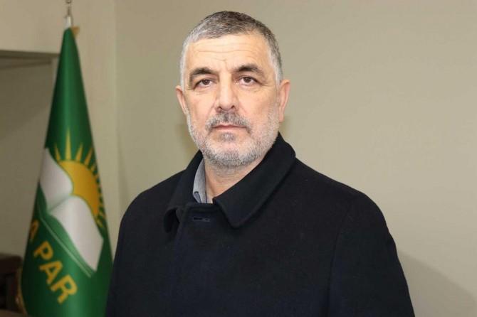 HÜDA PAR Ankara İl Başkanı Reşat Uşar'dan Ramazan Bayramı mesajı