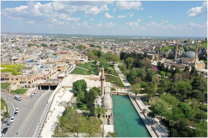 Şanlıurfa'da 9 yerleşim yeri karantinaya alındı