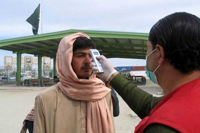 Pakistan'da vaka sayısı 55 bine yaklaştı