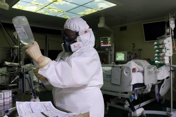 Coronavirus in Russia: The number of confirmed cases surpasses 350,000