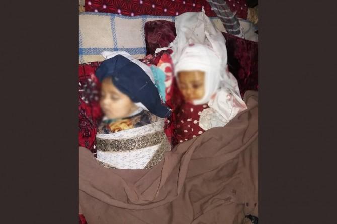 Afganistan'da 2 bebek dahil 13 sivil katledildi