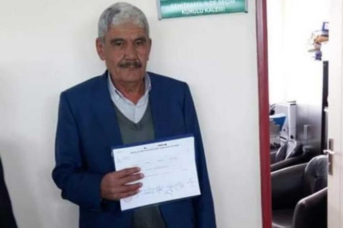 Karantina altına alınan Gaziantep Atalar Mahalle muhtarı Ramazan Gürcününoğlu Covid-19'dan öldü