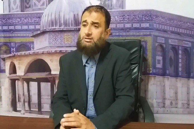 """Dr. Nâil Ebû Âvde: """"Kudüs, küresel mücadelenin ana merkezidir"""""""